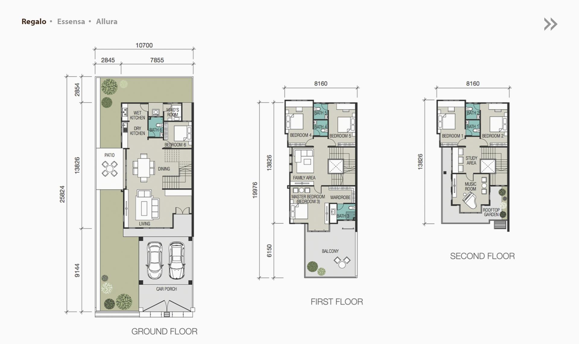 regalo_floor_plan